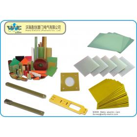 Composite Laminate plate insulators and machining parts